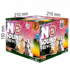 No sound Fireworks
